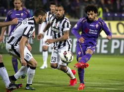 Viel Abneigung und eine große Rivalität herrschen zwischen Juventus Turin und der Fiorentina