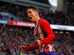 Torres anotó un doblete en la victoria en la gélida Rusia. (Foto: Getty)