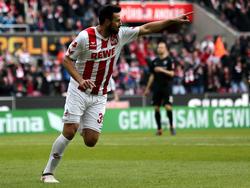Claudio Pizarro traf gegen den VfB Stuttgart