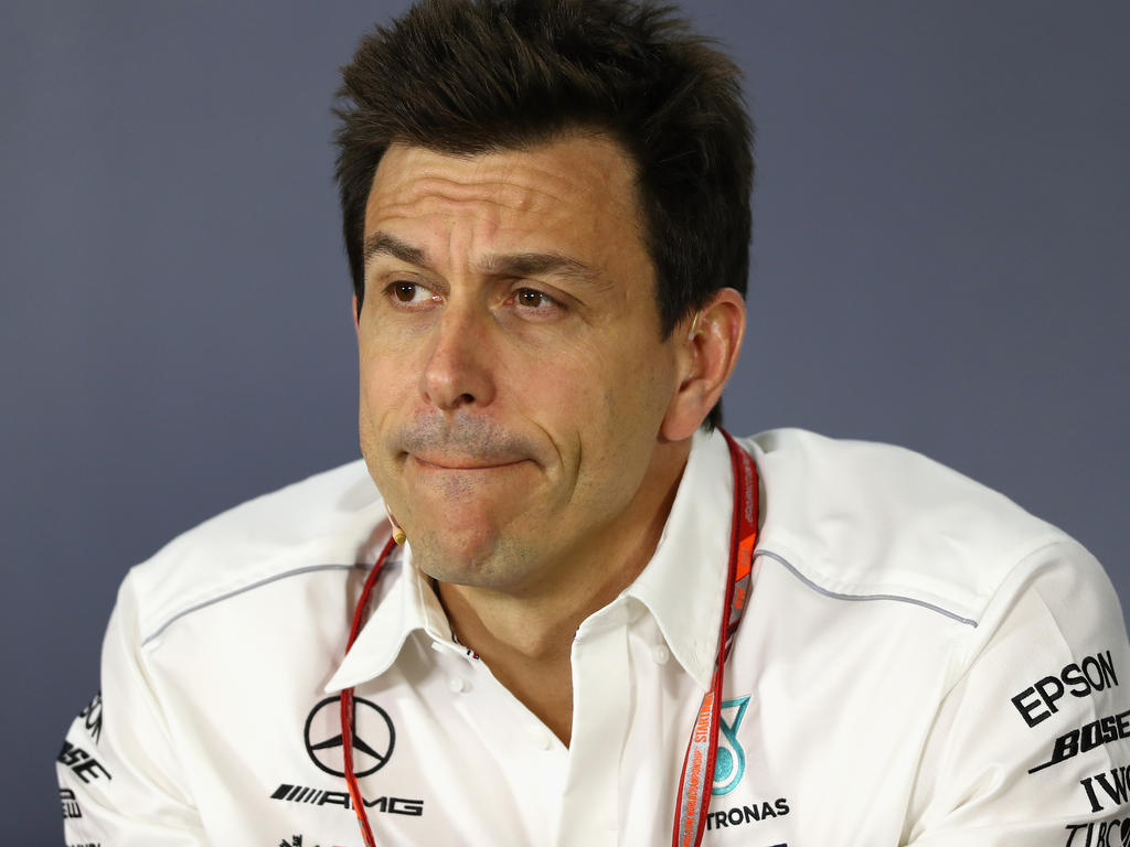 Wolff verteidigt die Strategie des Mercedes-Teams nach dem Grand-Prix in China