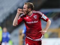 Moritz Hartmann muss den FC Ingolstadt verlassen