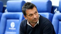 Manager Christian Heidel jagt ein neuen Abwehrtalent für den FC Schalek 04
