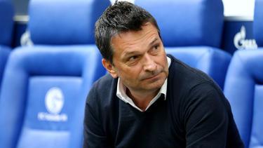Christian Heidel hat sich zur Leistung des FC Schalke geäußert