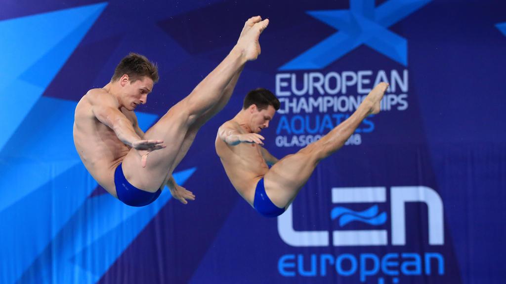 Hausding und Rüdiger sicherten sich EM-Bronze