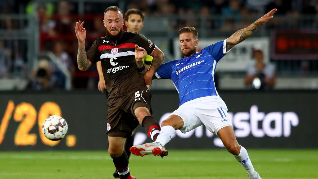 Der FC St. Pauli feierte seinen zweiten Sieg im zweiten Saisonspiel