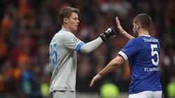 Alexander Nübel zeigte ein starkes CL-Debüt für Schalke