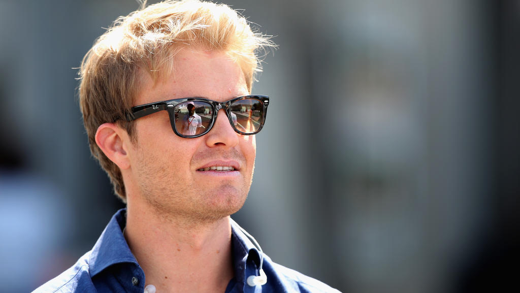 Nico Rosberg war am 6. Februar zu Gast bei Markus Lanz in Hamburg