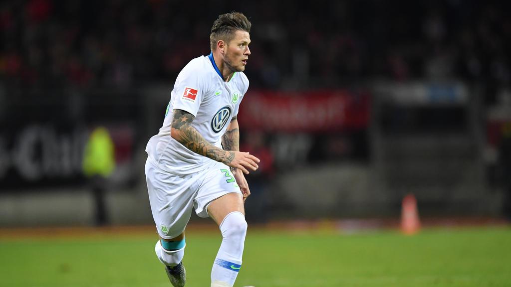 Daniel Ginczek könnte in die Startelf des VfL Wolfsburg zurückkehren