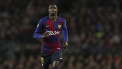 Ousmane Dembélé ist wieder ins Barca-Training eingestiegen