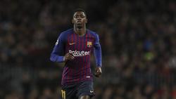 Ousmane Dembélé kann wieder für den FC Barcelona auflaufen