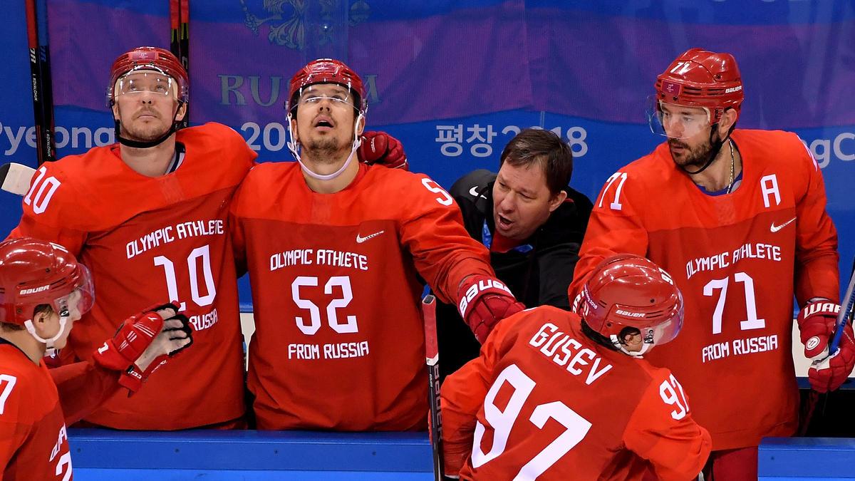 Russland hat nach zwei Spielen die perfekte Punkteausbeute