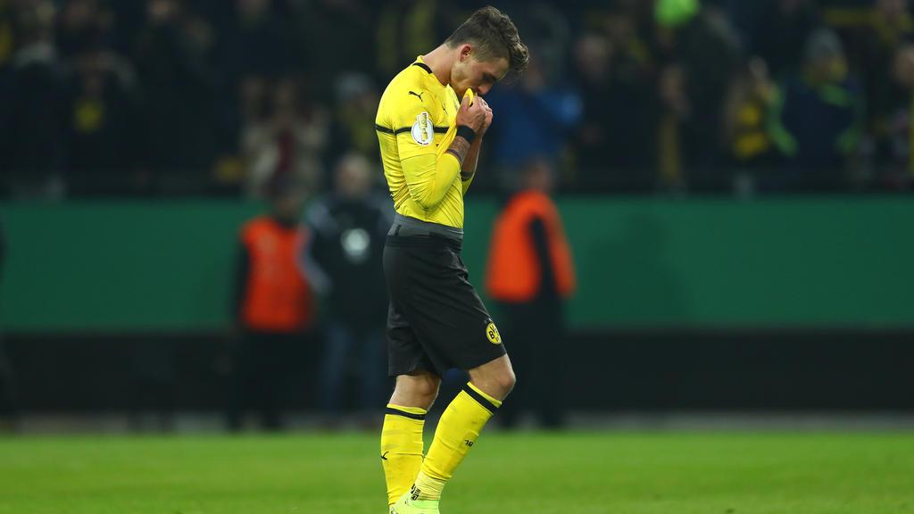 Maximilian Philipp steht vor dem Abschied vom BVB