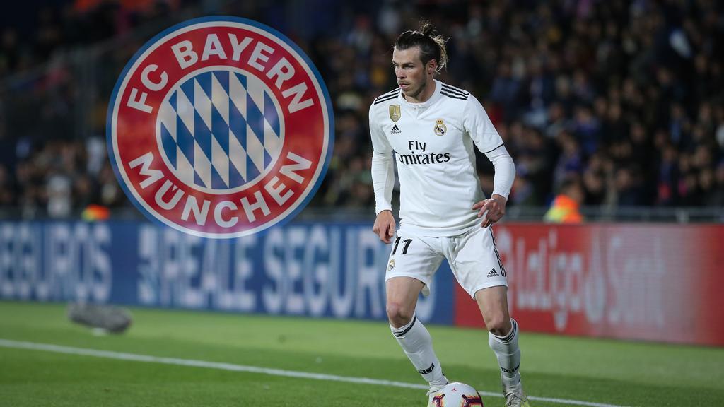 Wechselt Gareth Bale für ein Jahr zum FC Bayern?