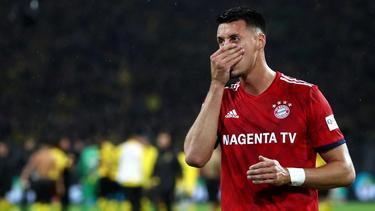 Sandro Wagner ist nach dem Abgang vom FC Bayern noch torlos