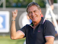 Jubilar Walter Schachner hofft auf eine erfolgreiche Rückkehr ins Trainergeschäft (1.2.2017)