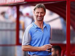 Trainer in Granada: Tony Adams