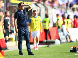 Damir Burić sichtet derzeit drei neue Spieler für seinen Kader