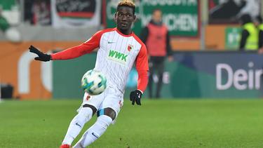 Daniel Opare hat einen Vertrag beim Royal Antwerpen bekommen