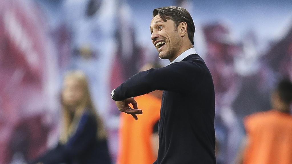 Steht nach dem Remis gegen RB Leipzig in der Kritik: Trainer Niko Kovac vom FC Bayern