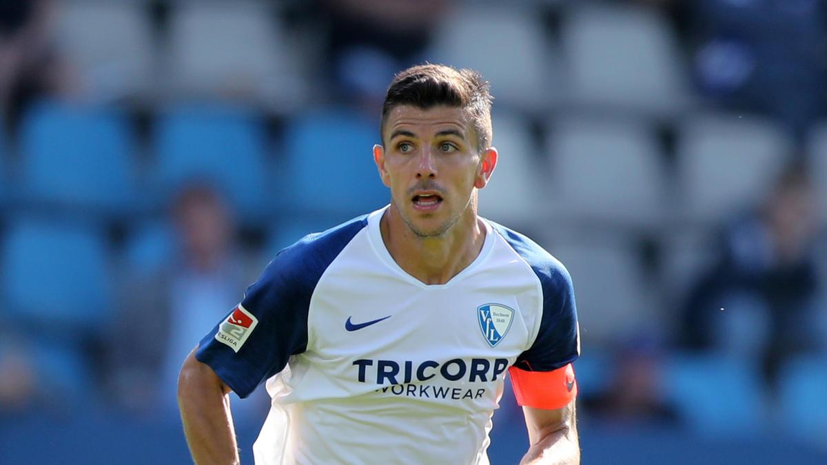 Anthony Losilla verlängert in Bochum bis 2021