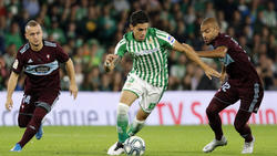 Der einstige BVB-Verteidiger Marc Bartra spielt mittlerweile für Real Betis in Spanien