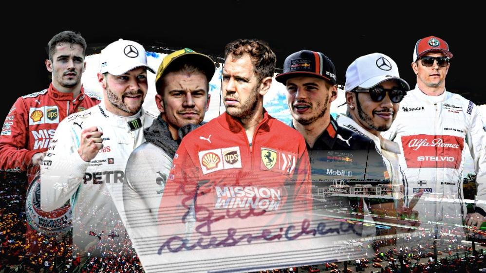 Voting zur Formel 1: Bewerte jetzt die Leistungen der Fahrer!