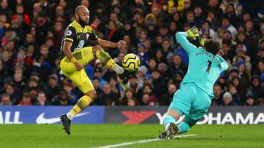 Southampton setzte sich beim FC Chelsea durch
