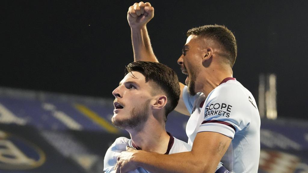 West Ham jubelt wieder in Europa