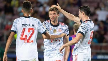 Der FC Bayern überraschte mit diesem Trikot