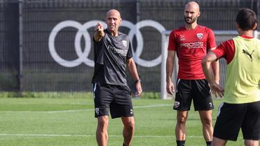 Will den FC Ingolstadt aus dem Tabellenkeller führen: André Schubert
