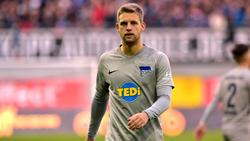 Arne Maier trägt seit zwölf Jahren das Hertha-Trikot
