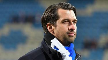 Jonas Boldt ist Sportvorstand beim HSV