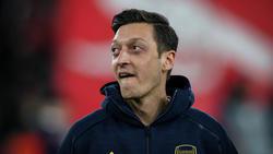 Bleibt nach Aussage seines Beraters bis 2021 beim FC Arsenal: Mesut Özil