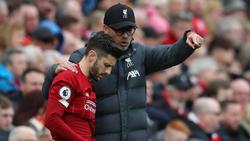 Adam Lallana bleibt dem FC Liverpool noch etwas erhalten