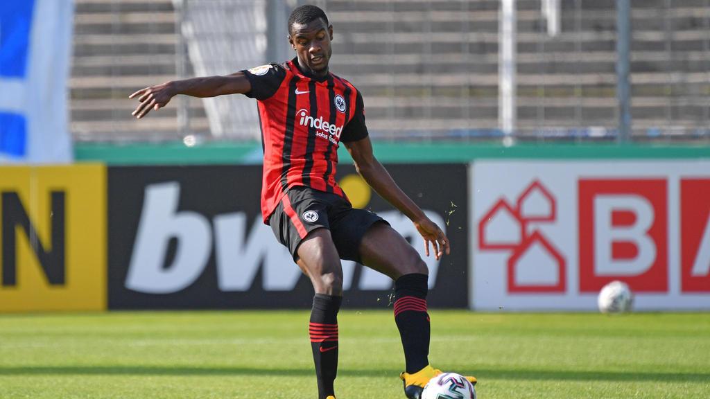 Evan N'Dicka fehlt der Eintracht zum Saisonauftakt