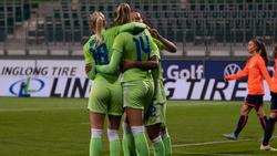 Der VfL Wolfsburg steht nach zwei ungefährdeten Siegen in der nächsten Runde