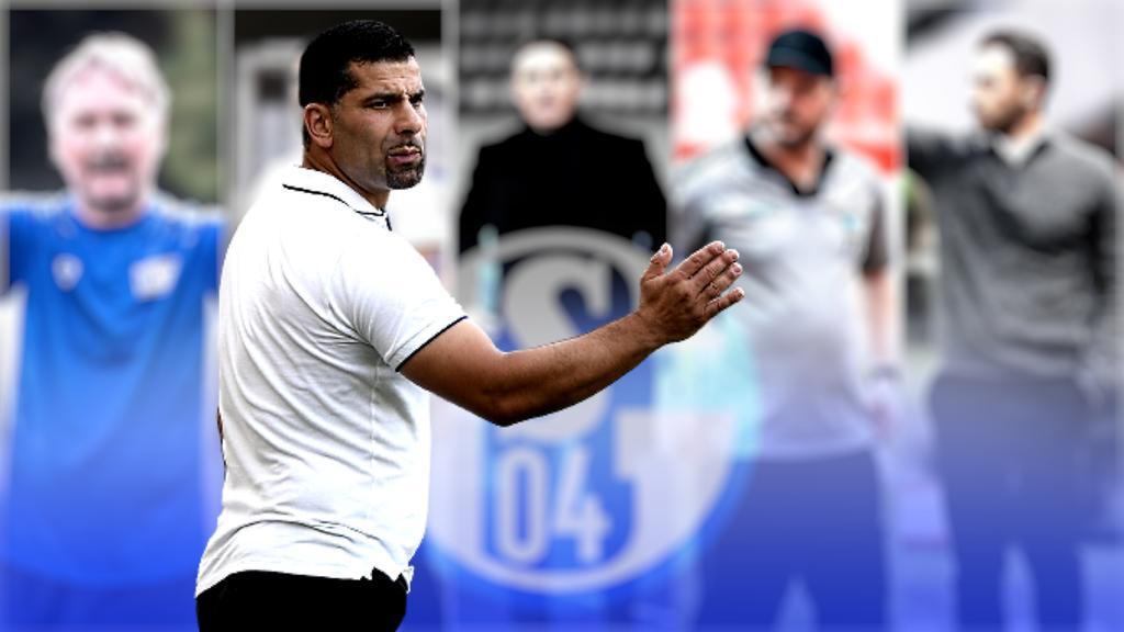 Dimitrios Grammozis wird offenbar neuer Trainer des FC Schalke 04