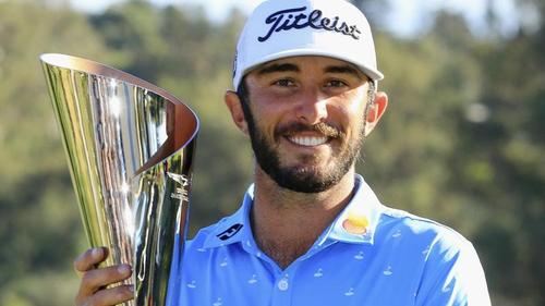 Golf-Profi Max Homa gewinnt das PGA-Turnier in Los Angeles