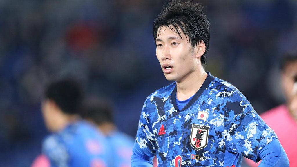 Daichi Kamada von Eintracht Frankfurt erzielte einen Treffer