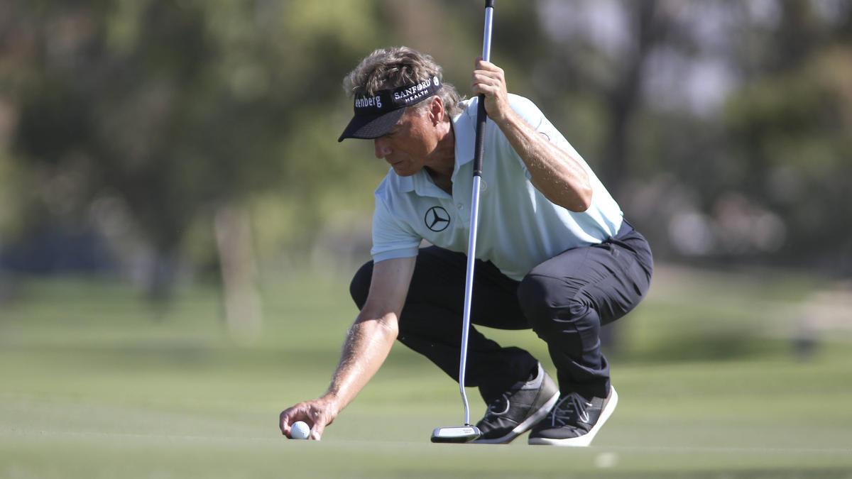 Bernhard Langer geht zum 38. Mal in Augusta an den Start