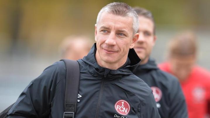 Marek Mintal verlässt den 1. FC Nürnberg