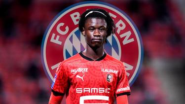 Eduardo Camavinga wird vom FC Bayern umworben