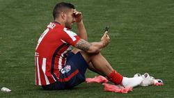 Suárez holte mit Atlético den Titel