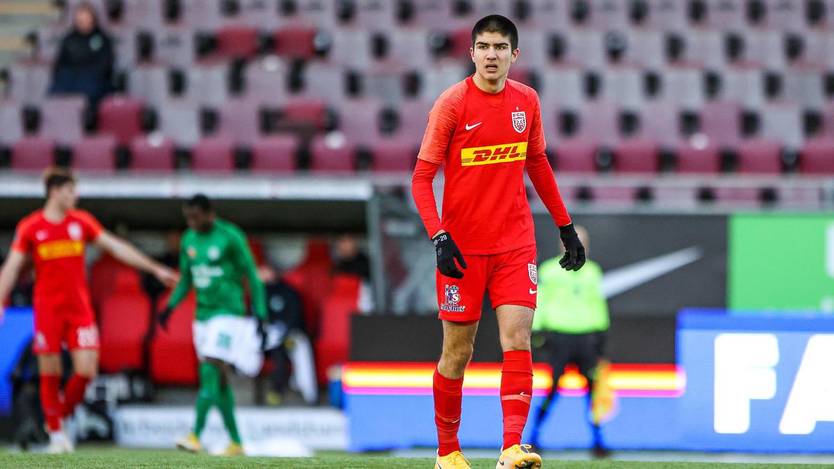 Zidan Sertdemir wechselt zu Bayer Leverkusen