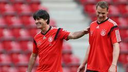 Manuel Neuer richtet Abschiedsworte an Joachim Löw