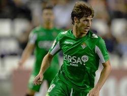 Für die Saison 2012/2013 bei Betis: Rubén Pérez