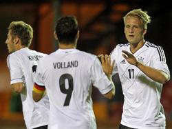 U21: Deutschland schlägt Irland klar