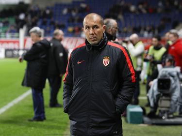 Leonardo Jardim, el técnico del AS Monaco. (Foto: Imago)