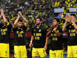 Auch Villarreal erwieß Tito Vilanova Respekt
