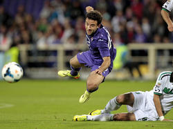 Fiorentina stolperte über Sassuolo